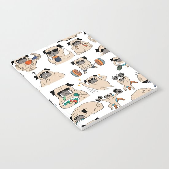 Pugsgym Notebook