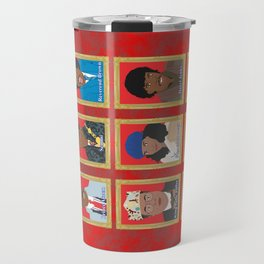 Coming to America Travel Mug