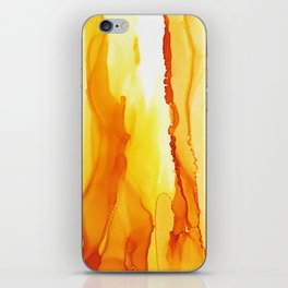 Dance With Me - Gold 2016 iPhone Skin