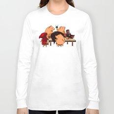 Dinner With Friends Long Sleeve T-shirt