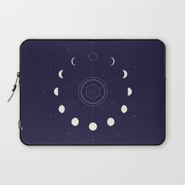 Moon Phases Laptop Sleeve