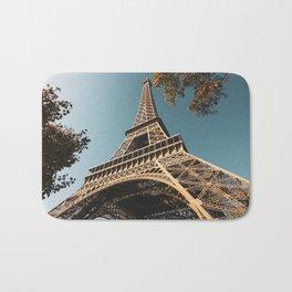 Under the Eiffel Tower Bath Mat