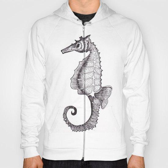 Hippocampus Abdominalis Hoody