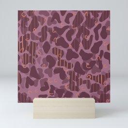 Cheetah Sistas Mini Art Print