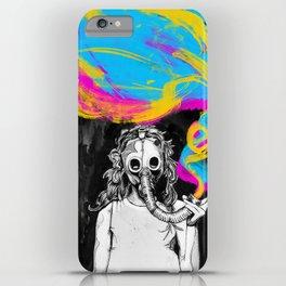 DeathBreath iPhone Case