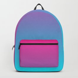Cotton Candy Gradient Backpack