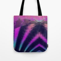 taurus Tote Bags featuring taurus by donphil