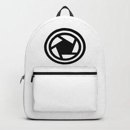 Camera Lens Shutter Backpack