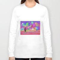 sail Long Sleeve T-shirts featuring Sail by wingnang