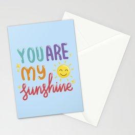 The Sunshine Love Stationery Cards