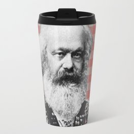 Punk Marx Travel Mug