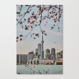 Toronto Views Canvas Print