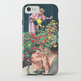 Growing Love iPhone Case