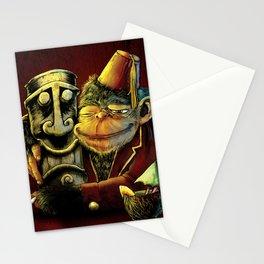 Last Call At Tikilandia Stationery Cards