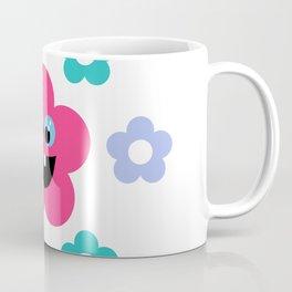 Smile flower #society6 #decor #buyart #artprint Coffee Mug