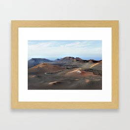 Lanzarote Landscapes - Spain Framed Art Print