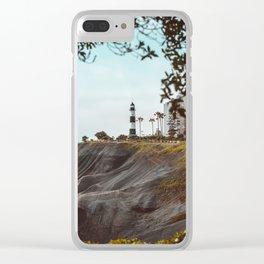 Miraflores Clear iPhone Case