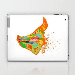 pig head Laptop & iPad Skin