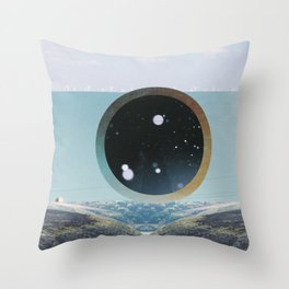 Last Night We Went To Space But I Knew It Was A Dream Even Before I Woke Up Throw Pillow