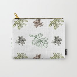 Quercus (greens) Carry-All Pouch