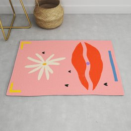PEARL AND DAISY Rug