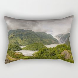 Glacier Views Rectangular Pillow