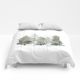 Tall Pines Comforters
