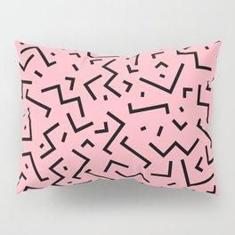 Memphis pattern 34 Pillow Sham