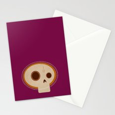day of death / día de los muertos Stationery Cards