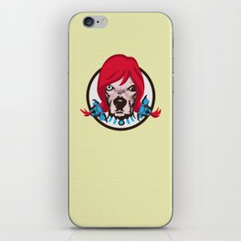 THE BUDDIE x WENDY'S iPhone Skin