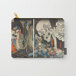 Takiyasha the Witch and the Skeleton Spectre Carry-All Pouch