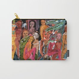 Tantric Carnival Carry-All Pouch