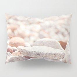 AFE Beach Rocks, Beach Photography Pillow Sham