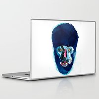 werewolf Laptop & iPad Skins featuring werewolf by Alvaro Tapia Hidalgo
