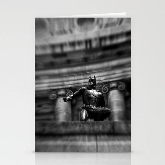 The Dark Knight Rising? Stationery Cards