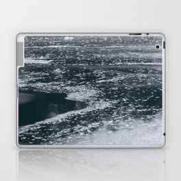 Floating Icebergs of Hubbard Glacier Alaska Laptop & iPad Skin