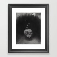 Summerghost Framed Art Print