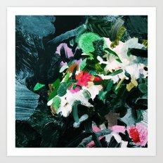 Palette No. Sixteen Art Print