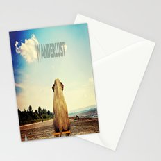 Wanderlust Imagined! Stationery Cards