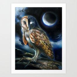 Constellation Art Print