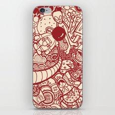 #MoleskineDaily_06 iPhone & iPod Skin