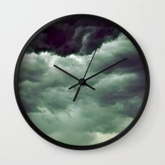 Witches Brew III Wall Clock