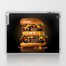 B for Burger Laptop & iPad Skin
