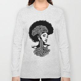 Oakland Queen Long Sleeve T-shirt