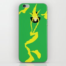 Electro iPhone & iPod Skin