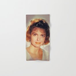 Donna Reed, Vintage Actress Hand & Bath Towel
