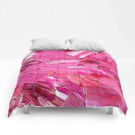 Raspberry Truffle 2 Comforters