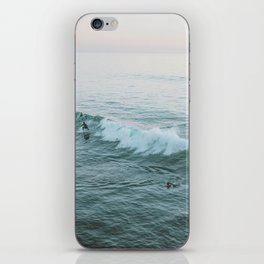 Let's Surf V iPhone Skin