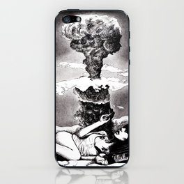 Atomic Garden iPhone Skin