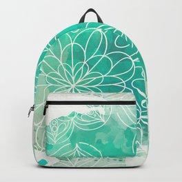 Mandala Inked Backpack